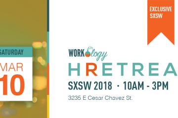HRetreat Registration Is Now Open for SXSW 2018