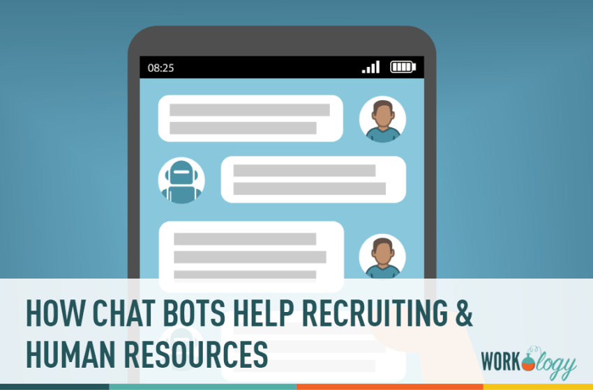 How Chatbots Can Help HR (and This Blog) Be More Productive