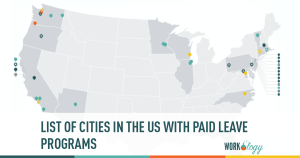 List of Cities with Paid Leave Ordinances. Will Austin Be Next?
