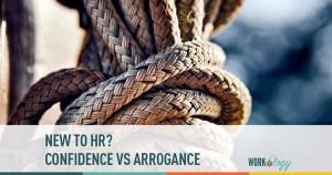 confidence vs arrogance