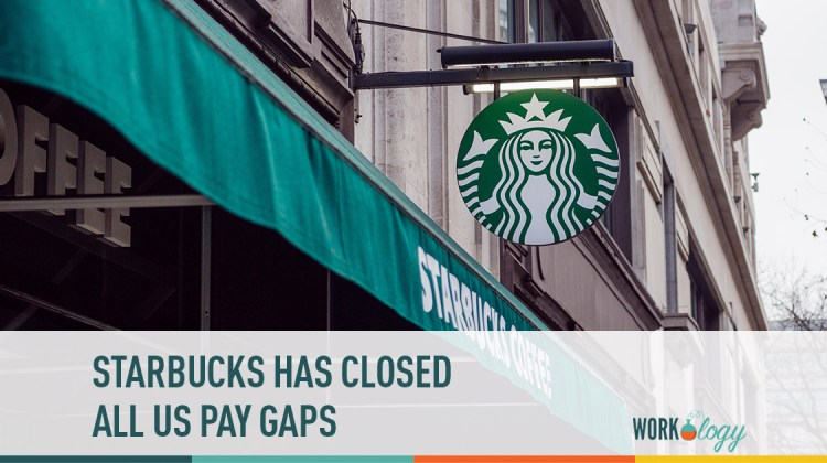 Starbucks has closed all us pay gaps