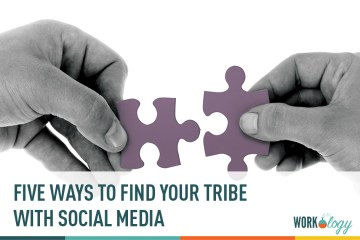 Five Ways to Find Your Tribe with Social Media