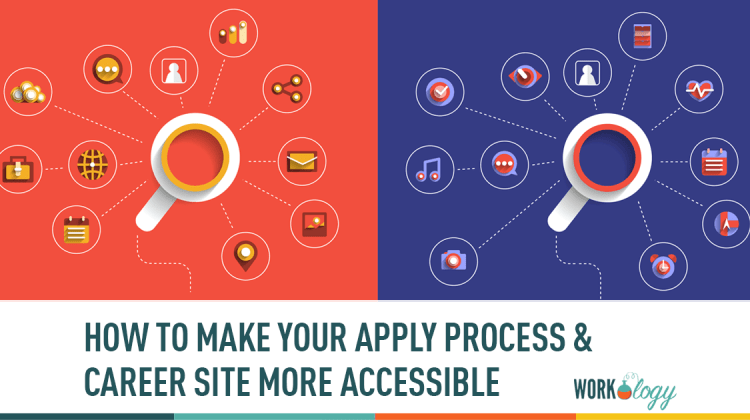 How to make your apply process and career site more accessible