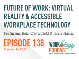 virtual reality and accessible workplace technology