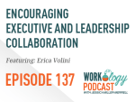 encouraging executive leadership and collaboration