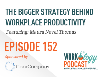 the bigger strategy behind workplace productivity