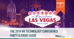 HR technology 2018 party event networking cocktail reception hrtech conf