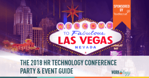 The 2018 #HRTechConf Party, Event & Networking List