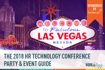 The 2018 #HRTechConf Party, Event & Networking List