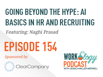 Ep 154 ? Artificial Intelligence Basics in HR and Recruiting