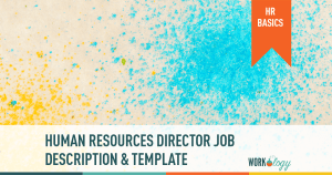hr director job description template human resources