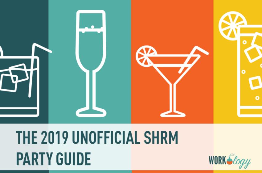 #SHRM19 Las Vegas Unofficial Party & Event Guide