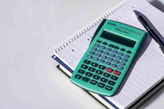 リーンバルク の計算