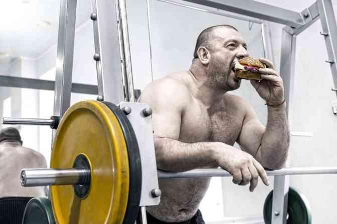 空腹時の筋トレ