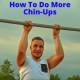 How to do more chin-ups