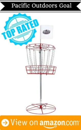 Pacific Outdoors Disc Golf Goal
