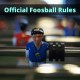 Official rules of foosball