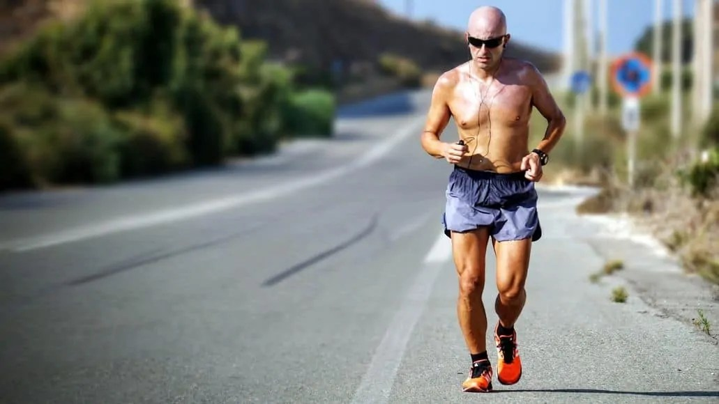 Runner increasing performance
