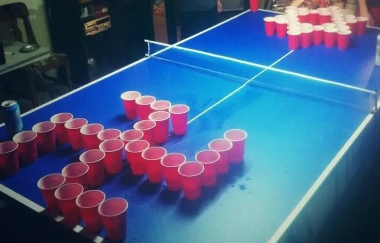 how to play nazi vs jew beer pong