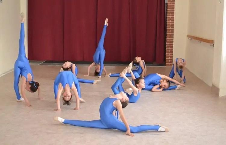 training classic ballet