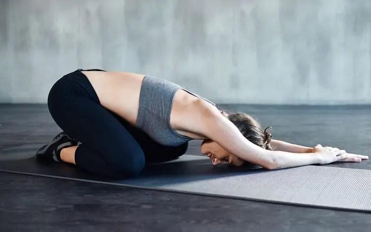 spine decompress position