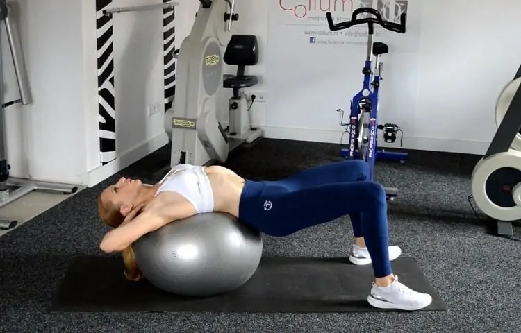 back pain prevention with exercise