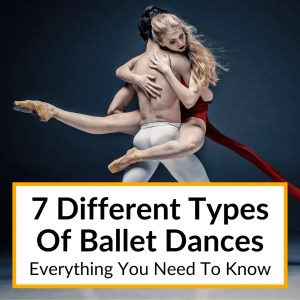 Different Types Of Ballet