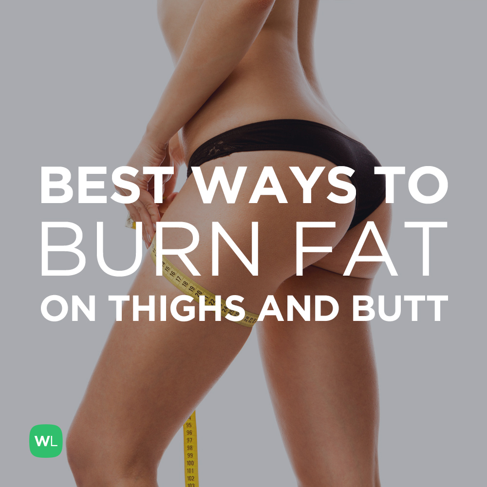 What is the best way to burn fat on my inner thighs and