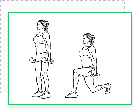 Free Printable Illustrated Workouts