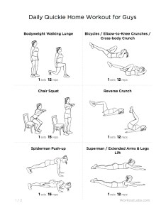 Photos of daily workout exercises at home also rh workoutexerciseszukishibaspot