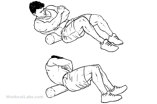 back to back drawing exercise