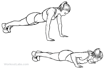 Image result for Push ups