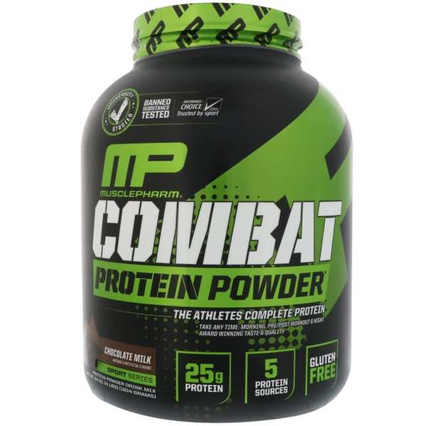MUSCLEPHARM - Combat 100% Isolate