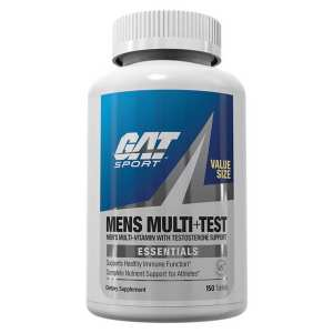 GAT - Sports Mens Multi+Test (60 tablets)