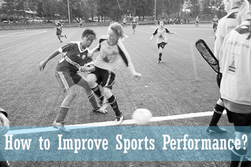 improve athletic peak performance