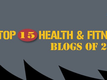 top health and fitness blogs