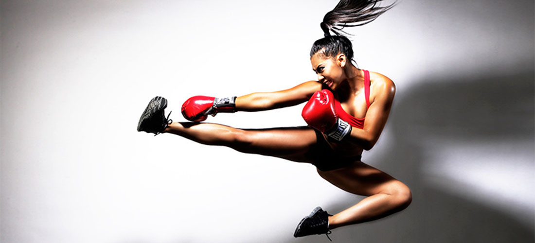 Lose weigth kickboxing