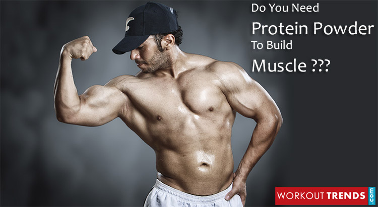 Do you really need protein shakes to build muscle for What do i need to do to build a house