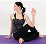 Ardha Matsyendrasana (Half Lord of the Fishes Pose) thumbnail