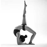 One Legged Wheel Pose Eka Pada Chakrasana Thumbnail