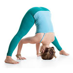 Prasarita Padottanasana (Wide-Legged Forward Bend) thumbnail