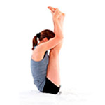 Upward Facing Forward Bend Pose (Urdhva Mukha Paschimottanasana) thumbnail