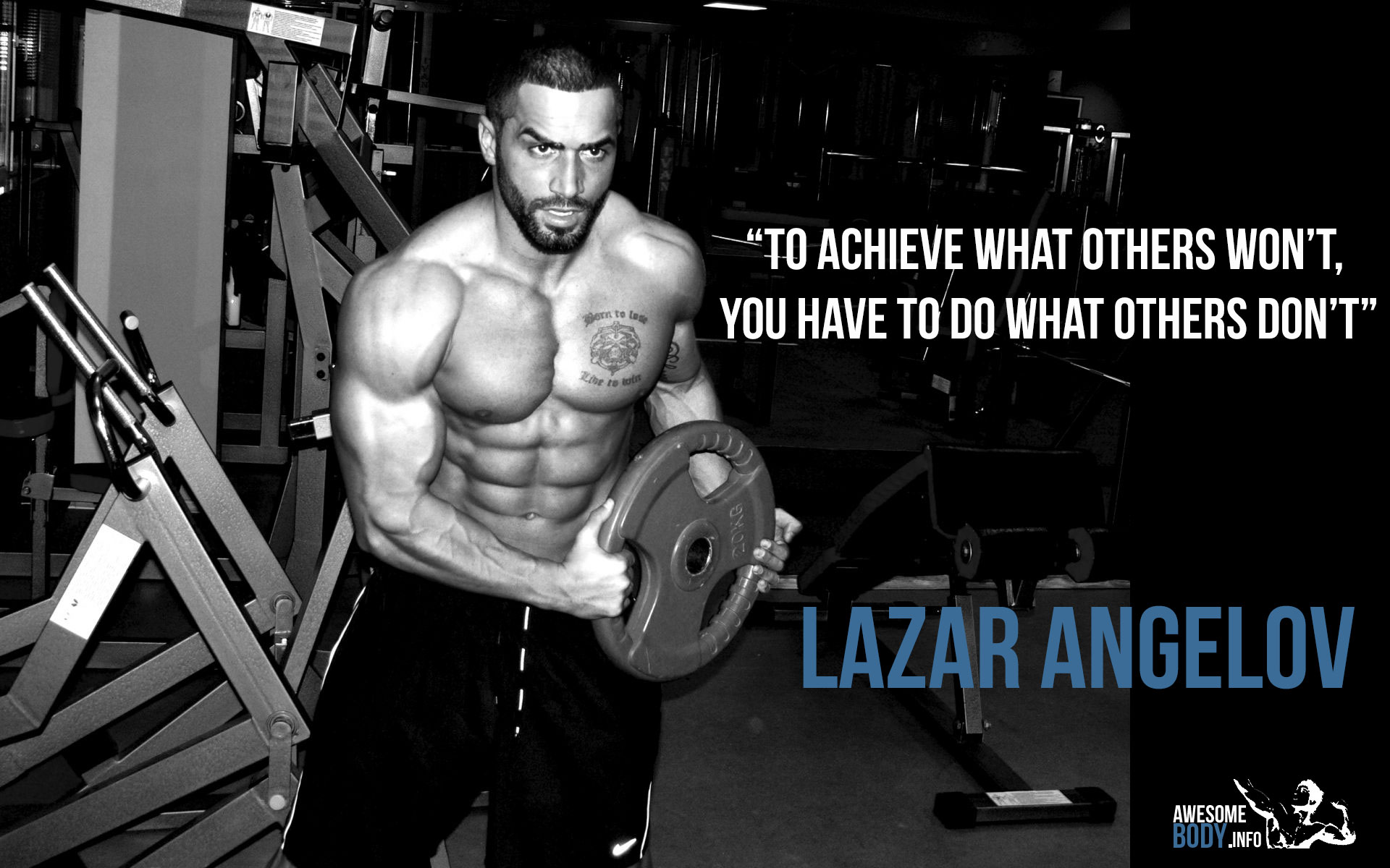 This Is Lazar Angelov S Workout And Diet Workout Trends