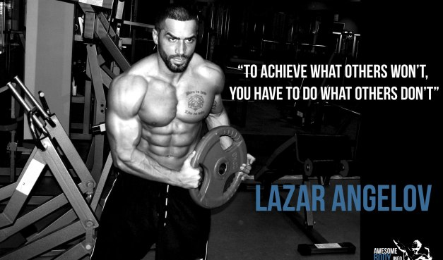 Lazar Angelov picture quote