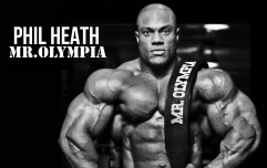 Phil Heath as Mr. Olympia