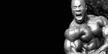 Phil Heath into bodybuilding