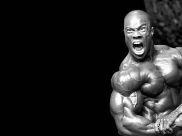 Phil Heath into bodybuilding