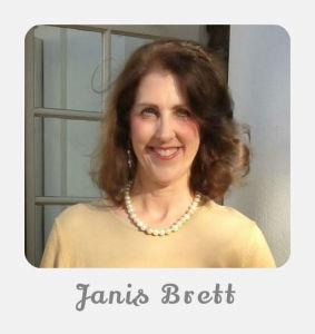 Mommy blog expert Janis Brett