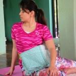 Vidisha attending prenatal classes