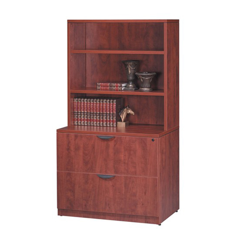 Classic 2Drawer Lateral File with Hutch  Workplace Partners